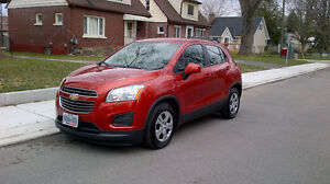 2016 Chevrolet Trax- will sell or take over lease- MUST SELL