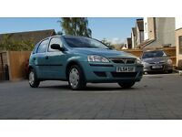 2004 Vauxhall Corsa Life 1.2 Long Mot