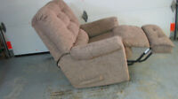 ROCKER/RECLINER from Sears  (Made in Canada by Elran)