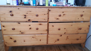Giving away Free Living room and Bedroom Furniture