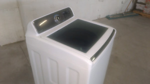 New Samsung washer