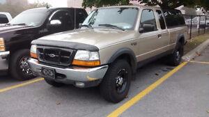 2000 Ford Ranger Camionnette