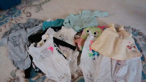 Baby girl lot 0-3 month