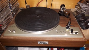 Audio research turntable