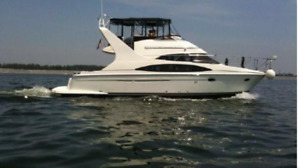 Flybridge Carver 420 Mariner 2004 (Volvo Penta Diesel only 450h)