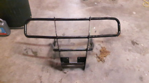 Front and rear Bush bars