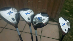 Callaway ladies woods/hybrid