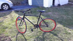 Fixie / Flip Flop Coty Bike