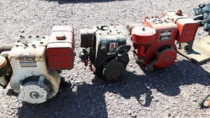 Misc engines and heaters for sale