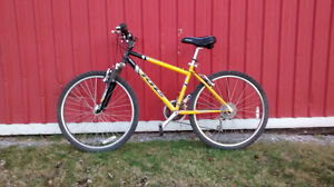 "15"" KHS mountain bike"