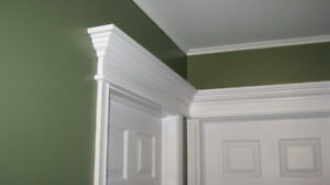 Boston Headers & Crown Molding Corners