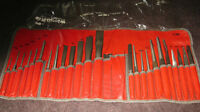 punch and chisel set snap-on 24 morceaux