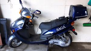2013 Sega Scooter