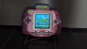 Leap Frog Leapster with DORA explorer game Barely played