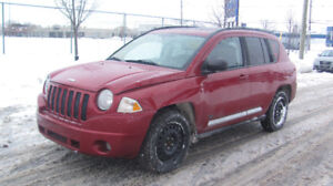 2009 Jeep Compass SUV, Crossover  5 door ,Auto ,Safety
