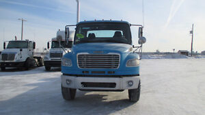 2008 FREIGHTLINER M2 CAB & CHASSIS
