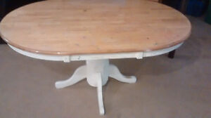 Used table for arts/crafts or whatever you want