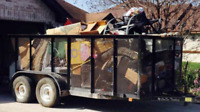 affordable Junk removal serices 587-418-0560