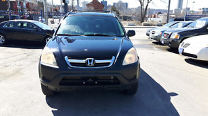 2003 HONDA CRV AWD, AS IS SPECIAL PLEASE CALL FIRST