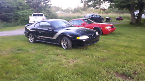 1995 mustang 5.0l pro charged