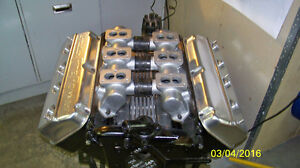 Chrysler Hemi's 331-354 hot rod engines