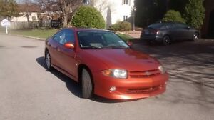 2005 Chevrolet Cavalier Z24 Coupe (2 door)