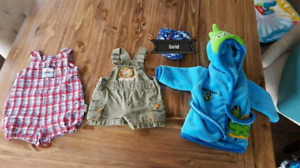 3-6 month clothing  ' lot 1