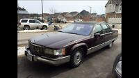 1994 Cadillac Fleetwood Brougham for trade or best offer