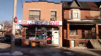 Famous  Convenience Store and  coin laundry