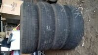 continental 215/70/16 tires