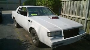 1985 Buick Regal Ltd. GNX PROJECT