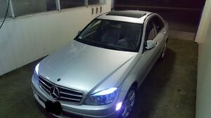 2008 c300 v6 LOW KM!. 4 MATIC