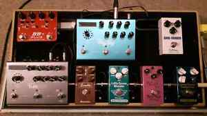 PEDALS FOR SALE FULLTONE....XOTIC EFFECTS