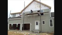 Professional Siding installation for homes