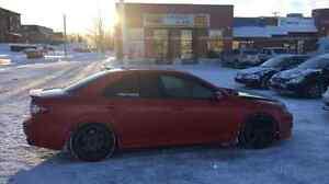 Mazdaspeed 6 big turbo 4x4