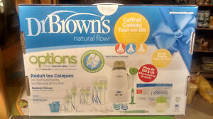 Brand New Dr Brown's Natural Flow Options Bottles