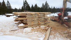 Posts and Lumber for sale