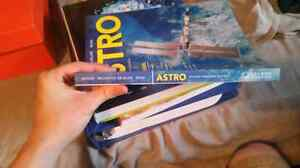 Astronomy textbook Cambridge Kitchener Area image 2