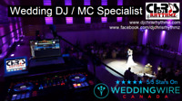 ►►► Professional Wedding DJ Services ◄◄◄