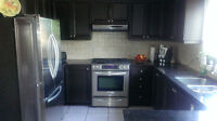 Kitchen Cabinets and Granite Countertop for Sale