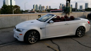 2012 BMW M3 CABRIOLET. MANUAL. BABIED SINCE NEW!