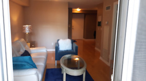 FURNISHED WELLINGTON AVE CONDO FOR RENT