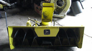 blower & blade attachments for lawn tractors JOHN DEERE & MORE!