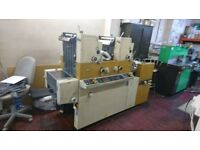Ryobi- Itek 3985 two colour SRA3 printing machine