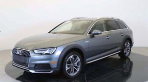 2018 Audi A4 Allroad Quattro Lease Takeover - $615.99/Month