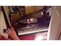 Junior grand piano