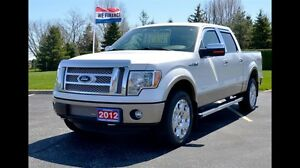 2012 Ford F-150 Lariat SuperCrew