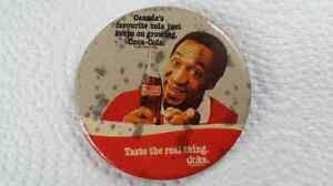 Coke Coca Cola Bill Cosby Vintage Collectible Antique Pin Belleville Belleville Area image 3