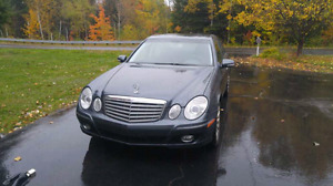 AUBAINE Mercedes E300 2008 4Matic