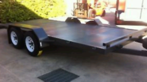 Car trailer hire $70 umina beach